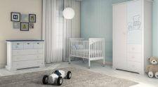 חדר תינוקות בארי של רהיטי סגל
