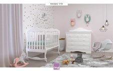 חדר תינוקות נאמאס רהיטי סגל