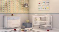 חדר תינוקות קאי של רהיטי סגל