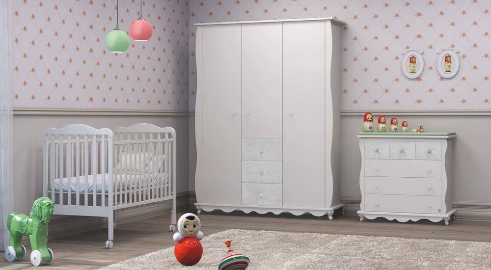 חדר תינוקות קותי רהיטי סגל