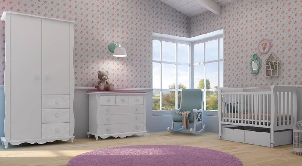 חדר תינוקות קמפינה של רהיטי סגל