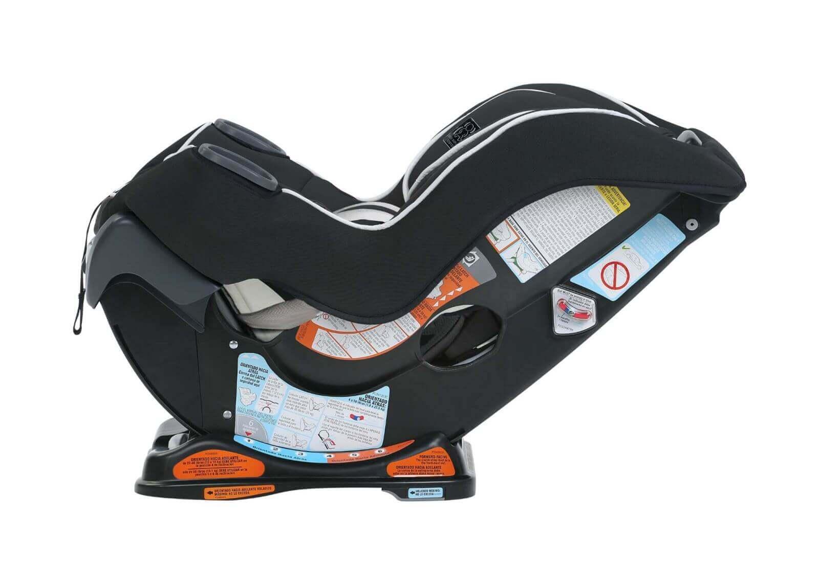 כיסא בטיחות גרקו אקסטנד2פיט