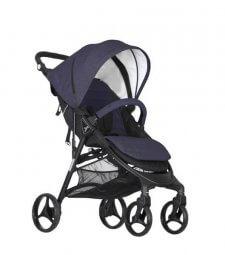 עגלת תינוק Nikimotion ניקימושן AUTOFOLD צבע שחור