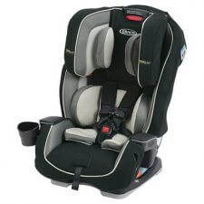 כיסא בטיחות משולב בוסטר גרקו מיילסטון