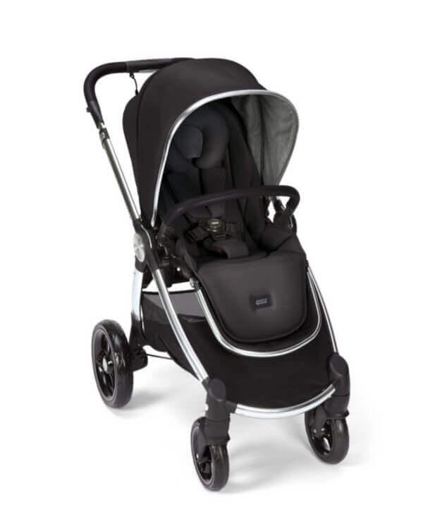 עגלת תינוק מאמאס אנד פאפאס אוקרו שחור
