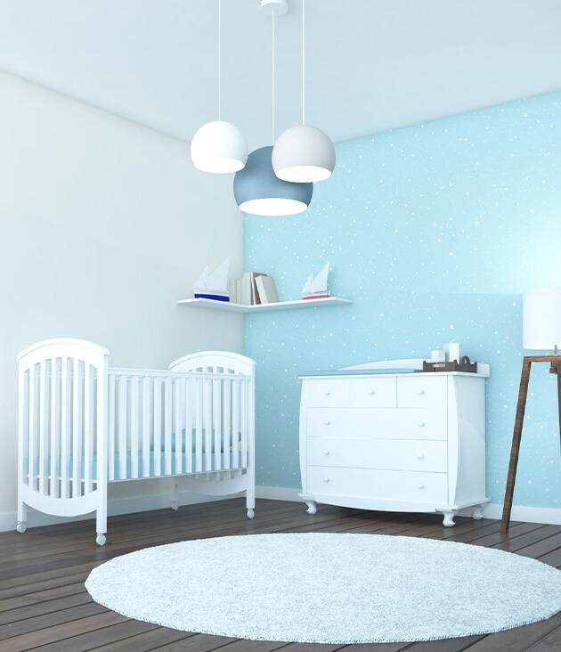 חדר תינוקות אופל טייניס