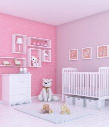 חדר תינוקות שני טייניס