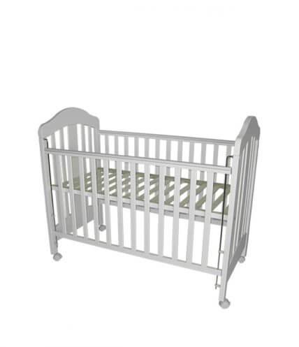 מיטת תינוק ורד טייניס