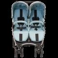 עגלת תאומים קוקו ביבה הדגם החדש