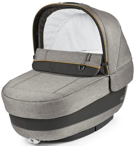 אמבטיה לעגלת תינוק פג פרגו בוק פלוס 2018 אפור