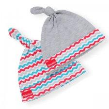 כובעי טריקו לתינוק צבע אפור