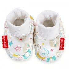 נעלי טריקו בז לתינוק בייבי לאב