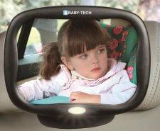מראה לרכב לתינוק בייבי טק