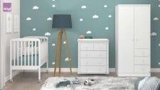 חדר תינוקות איילת רהיטי סגל