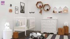 חדר תינוקות ברצלונה רהיטי סגל