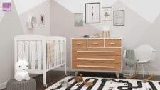 חדר תינוקות זוהר רהיטי סגל