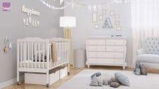 חדר תינוקות טורינו רהיטי סגל