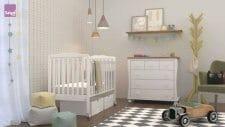 חדר תינוקות לילך רהיטי סגל