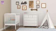 חדר תינוקות מעיין רהיטי סגל