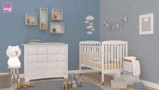 חדר תינוקות נעמה רהיטי סגל
