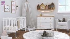 חדר תינוקות תמר רהיטי סגל