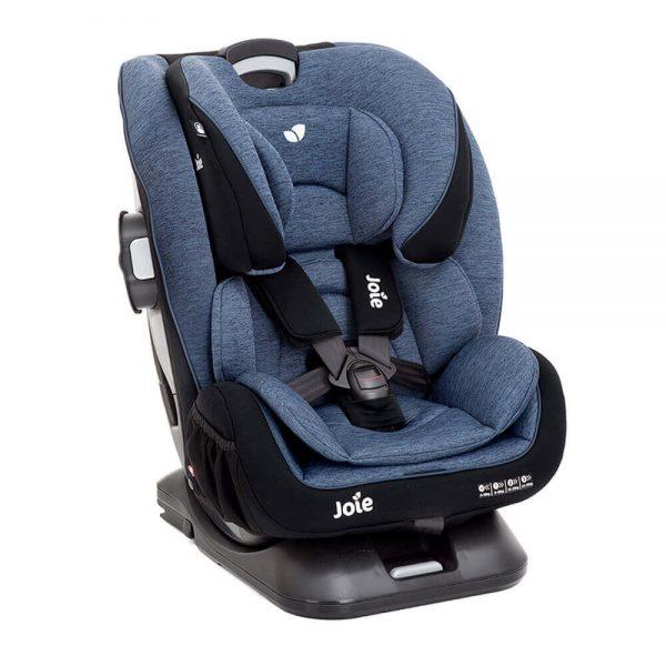 כסא בטיחות ובוסטר 4 ב-1 ג'ואי אברי סטייג' fx צבע כחול נייבי