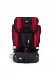 כסא בטיחות ובוסטר ג'ואי אלוויט צבע שחור-אדום