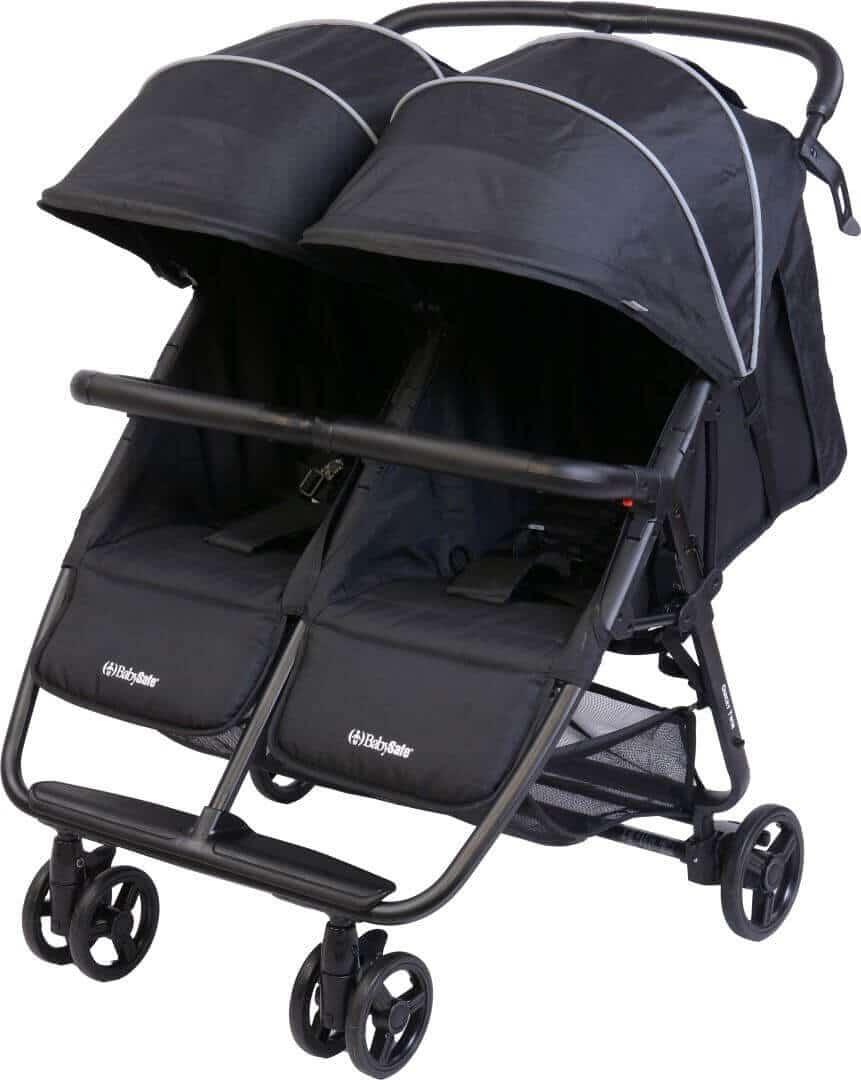 עגלת תינוק קוויקלי בייבי סייף שחור
