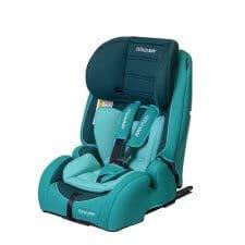 מושב בטיחות משולב בוסטר בייבי סייף 9-36 Advance ISOFIX טורקיז