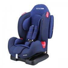 מושב בטיחות משולב בוסטר 9-25 אדום בייבי סייף כחול