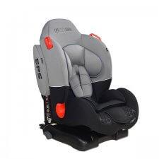 מושב בטיחות משולב בוסטר בייבי סייף 9-25 ISOFIX אפור
