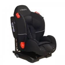 מושב בטיחות משולב בוסטר בייבי סייף 9-25 ISOFIX שחור