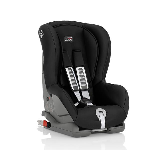 מושב בטיחות BRITAX Duo Plus שחור