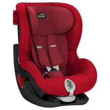 מושב בטיחות BRITAX King II C&T אדום