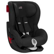 מושב בטיחות BRITAX King II C&T שחור