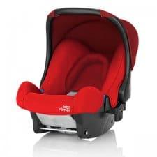סלקל BABY-SAFE BRITAX אדום