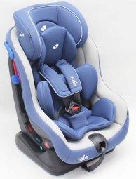 כסא בטיחות ג'ואי סטדי בצבע כחול שמנת