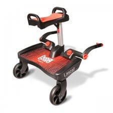 טרמפיסט לעגלה בייבי סייף סט Maxi XL אדום