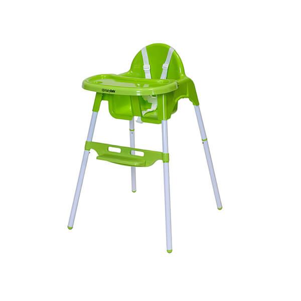 כסא אוכל בייבי סייף 2 ב-1 ירוק