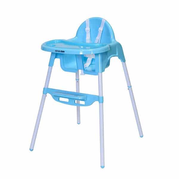 כסא אוכל בייבי סייף 2 ב-1 תכלת
