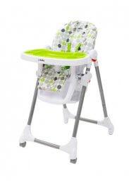כסא אוכל מתכוונן גו בייבי ירוק