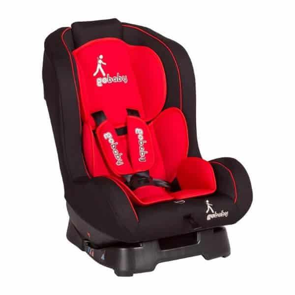 כסא בטיחות קומפורט גו בייבי אדום