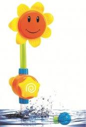צעצוע אמבטיה דגם חמניה גו בייבי