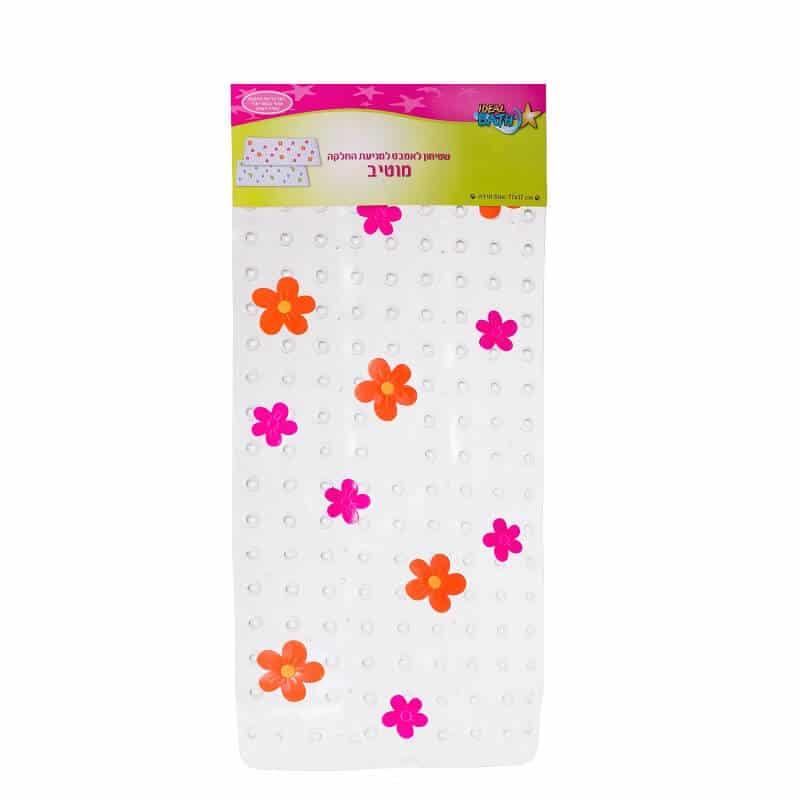 שטיח מניעת החלקה גו בייבי פרחים