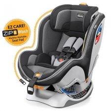 כסא בטיחות צ'יקו נקסטפיט זיפ אפור כהה / אפור בהיר ANDROMEDA