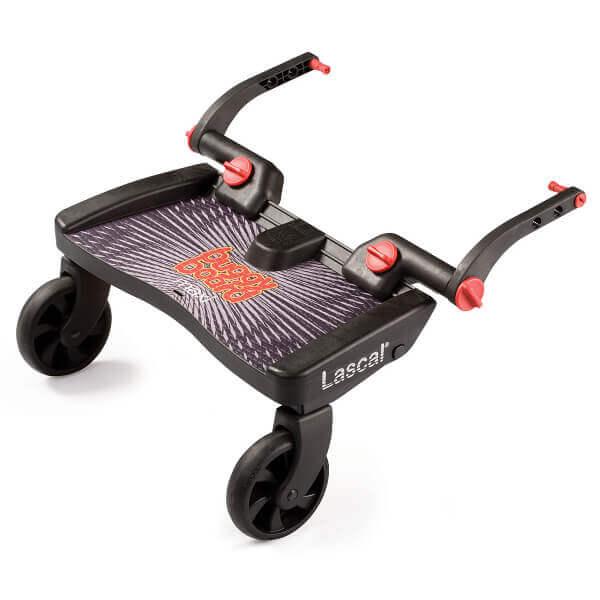 טרמפיסט לעגלה בייבי סייף BuggyBoard-Maxi XL שחור