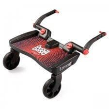 טרמפיסט לעגלה בייבי סייף BuggyBoard-Maxi XL אדום