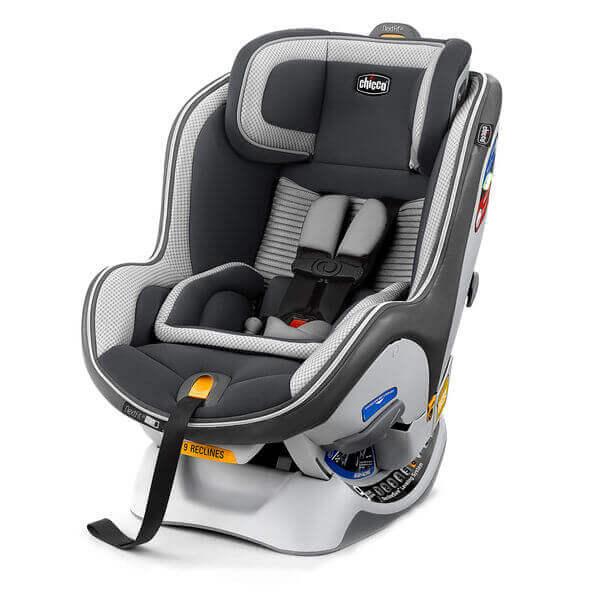 כיסא בטיחות נקסטפיט זיפ אייר צ'יקו אפור