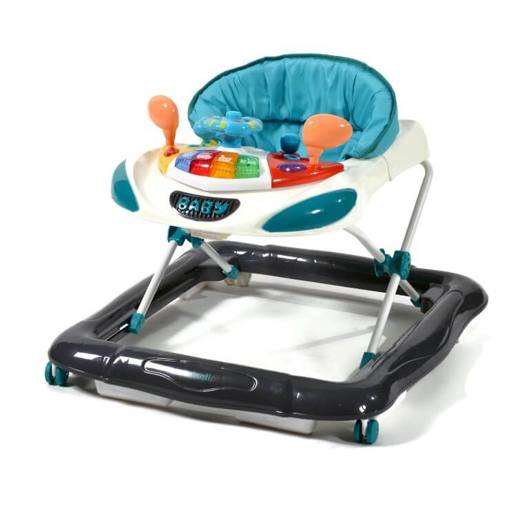 הליכון ישיבה לתינוק איקון Infanti שחור