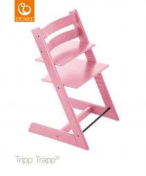 כיסא אוכל ורוד ®Tripp Trapp סטוקי